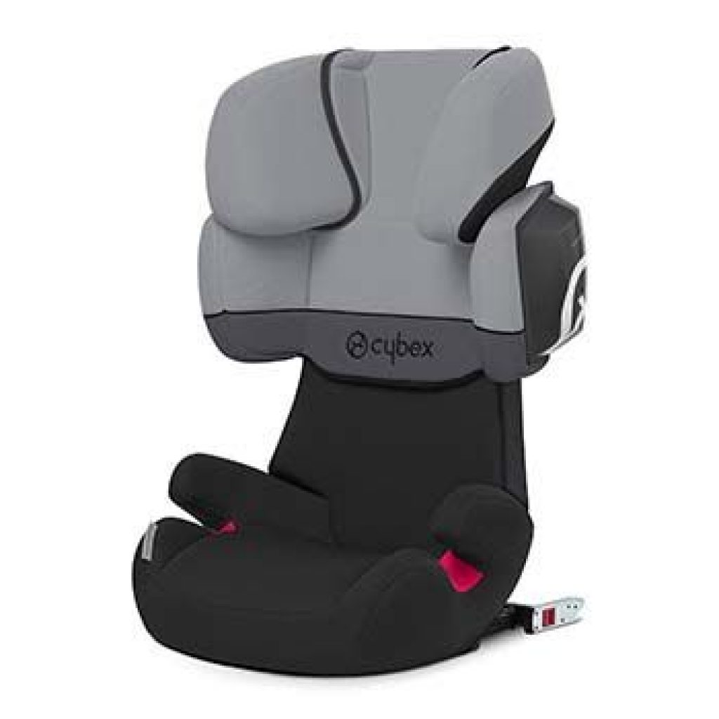 Cybex-Silver-gris